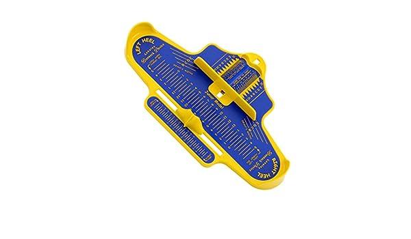 Ultra Fit Junior /(US childrens/) Genuine Brannock brand Junior foot-measuring// shoe-fitting Brannock Device - NEW VERSION UltraFitJrV2
