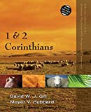 img - for 1 and 2 Corinthians (Zondervan Illustrated Bible Backgrounds Commentary) book / textbook / text book