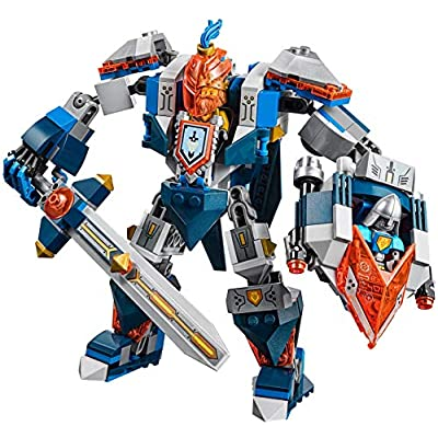 LEGO NexoKnights The King's Mech 70327: Toys & Games