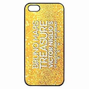 Bruno Mars Quotes Treasure Victory iPhone 4 & 4s Case Hard Durable Case Cover Skin for Iphone 4 4S Case