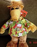 Alf Plush in Wildflower Group Shirt