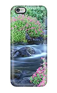 Anti-scratch And Shatterproof Nature Phone Case For Iphone 6 Plus/ High Quality Tpu Case