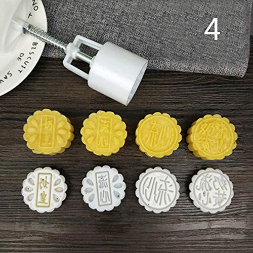 1 set pastry mould moon
