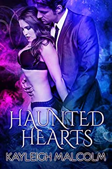 Haunted Hearts by [Malcolm, Kayleigh]