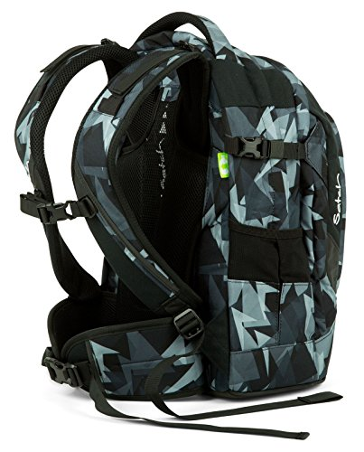 f0564a06675e0 Satch Pack Gravity Grey Schulrucksack Set 2tlg. - Amazon Đức