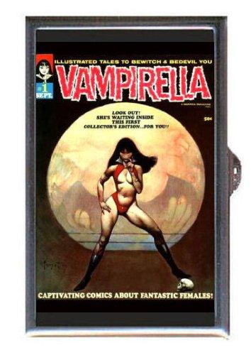 VAMPIRELLA MAGAZINE #1 VAMPIRE Coin, Mint or Pill Box: Made in USA!
