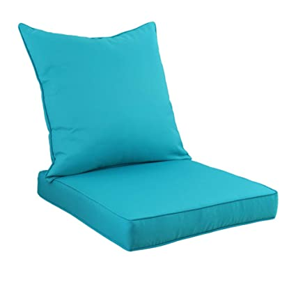 indoor patio furniture replacement cushions seat cushions rattaner deep seat chair cushion set indooroutdoor replacement cushions for patio furniture with amazoncom