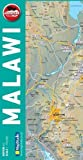 Malawi Adventure Road Map 1:750 Map Studio
