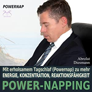 Power-Napping Hörbuch