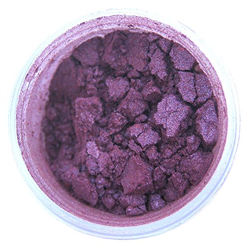 Desert Plum Luster Dust, 4 gram - Plum Amethyst