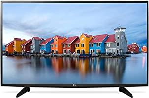 LG 43 FHD LED 1080p 60Hz - Televisor (Full HD, 16:9, Direct-LED, 1920 x 1080 Pixeles, Plana, NTSC)