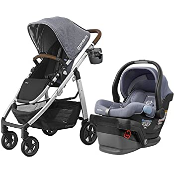 Amazon Com Uppababy 2017 Cruz Stroller With Mesa Car
