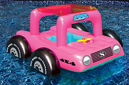 Swimline Pool Buggy Car Pool Float - Colors May - Old Cars Pool