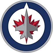 "Winnipeg Jets NHL Hockey Car Bumper Sticker Decal 5"""