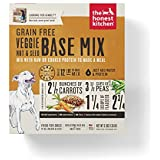 Honest Kitchen The Grain Free Veggie, Nut & Seed Base Mix Recipe for Dogs, 3 lb box - Kindly