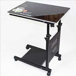 YNN Ordenador portátil Soporte de Escritorio Ajustable Mesa de pie ...