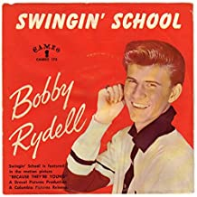 RYDELL, Bobby / Swingin' School / PICTURE SLEEVE ONLY!