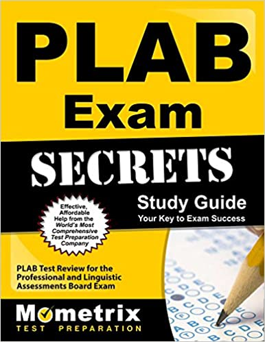 PLAB Exam Secrets Study Guide: PLAB Test Review for the