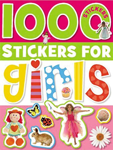 Easy Christmas Dress Up Ideas (1000 Stickers for Girls)