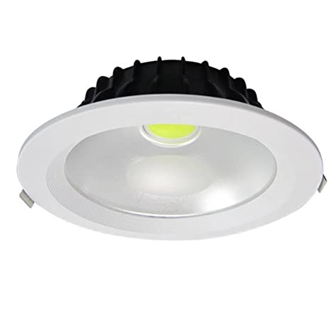 microled iberica-Downlight COB con Chip SAMSUNG 20W Blanco Microled