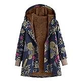 WUAI-Women Casual Winter Warm Thicken Sherpa Fleece