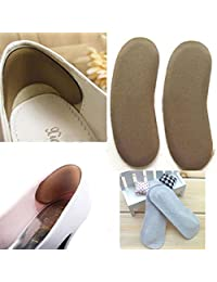 Shoe Back Heel Cushion Insoles Inserts Pads Liner Grips Cosy 5 Pairs