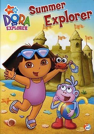 Amazon.com: Dora The Explorer - Summer Explorer: DORA THE EXPLORER ...