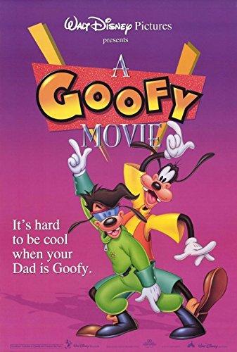 A Goofy Movie - Movie Poster - 27 x 40 (Goofy Movie Poster)