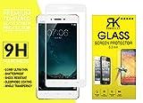 RKMOBILES Vivo V3 Max Screen Protector (3D Glass), Vivo V3 Max 3D Full Coverage Tempered Glass Screen Protector for Vivo V3 Max (White)