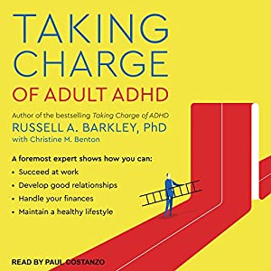 Taking Charge of Adult ADHD Hörbuch