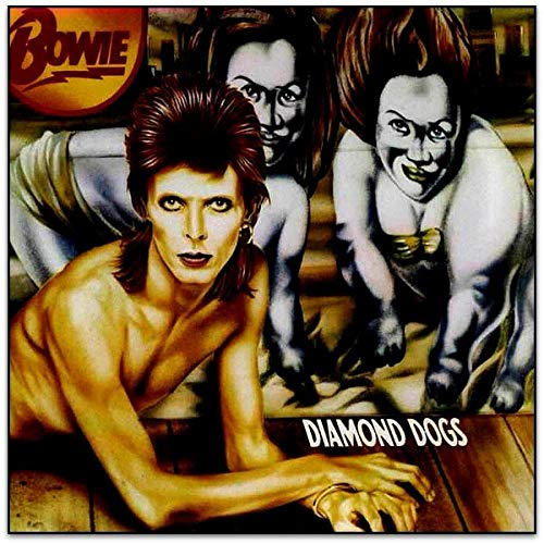 Diamond Dogs [Disco de Vinil]