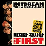 NCT DREAM - The First (1st Single Album) CD+Photobook+Folded Poster+Extra Photocard Set