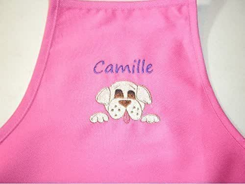 Aprons Personalized With Name and Design for Children