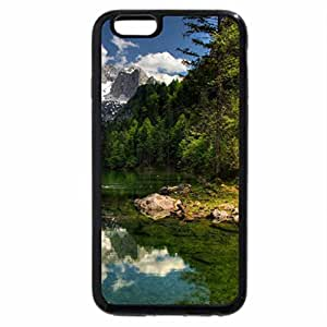 iPhone 6S / iPhone 6 Case (Black) THE SUNKEN MEADOWS