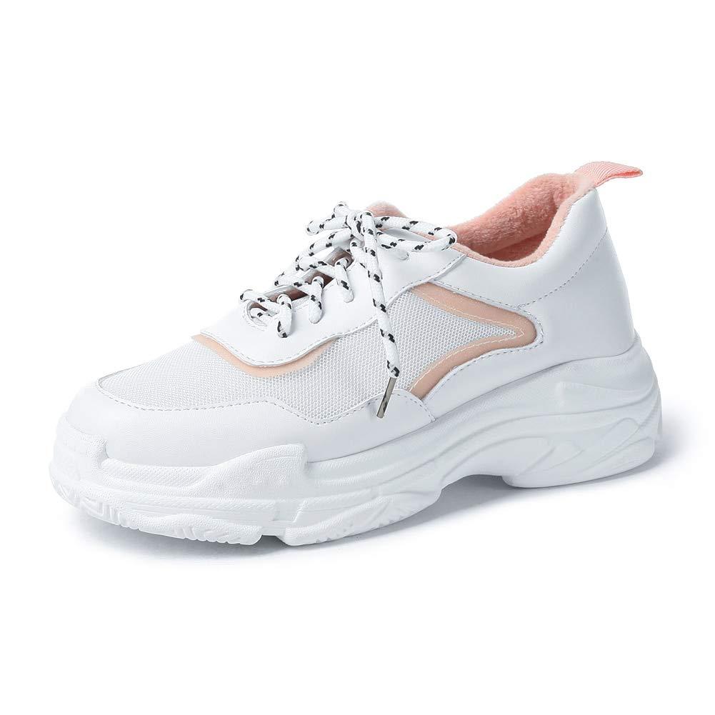 HOESCZS HOESCZS HOESCZS Wholesale Plus Größe 29-46 Lace Up Plateau Turnschuhe Vulcanize Schuhe Frau Casual Schuhe Frauen Schuh, B07PBTGW6R Sport- & Outdoorschuhe Die Farbe ist sehr auffällig f8e338