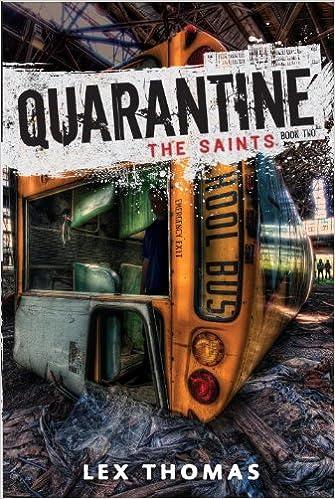 Quarantine #2 The Saints