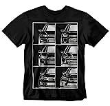 WRX STI GENERATION T-shirt (X-LARGE)