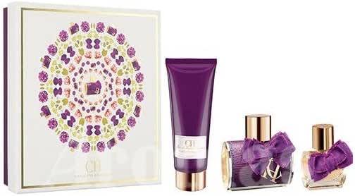 Carolina herrera ch eau de perfume sublime 50ml vapo. + body milk 100ml + mini: Amazon.es: Belleza