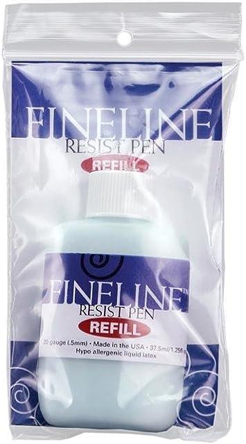 Fineline Applicators Fineline Resist Pen Refill 1.25oz