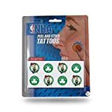 NBA Boston Celtics Face Tattoos, 8-Piece Set