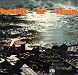 Eberhard Schoener: Destruction Of Harmony - The Living Sound Of Synthesizer Based On Bach & Vivaldi [Vinyl]