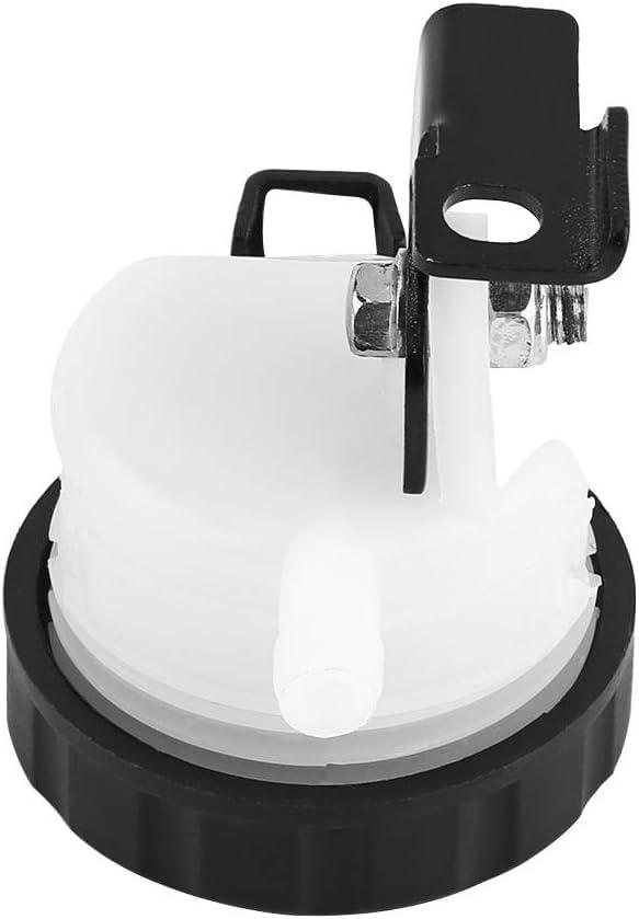 Qiilu Universal Brake Reservoir Front Fluid Bottle Motorcycle Master Clutch Oil Cup Cylinder Bracket