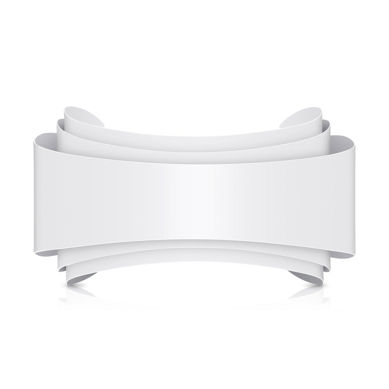 Albrillo LED Wall Lights for Living Room 10W Night Lights Warm White, 800 Lumen for Living Room