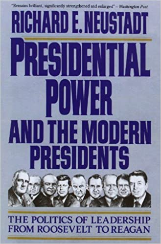 Image result for Presidential Power and the Modern Presidents: The Politics of Leadership