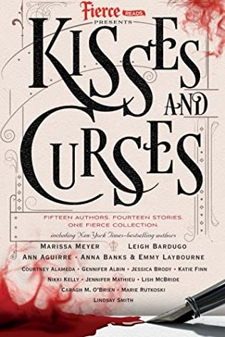 book cover of Kisses and Curses