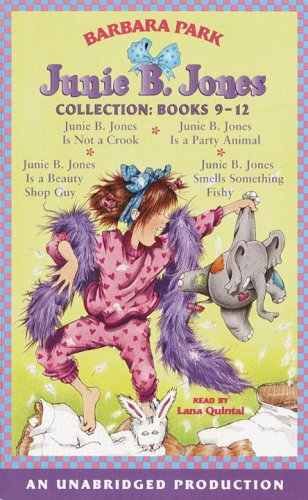 Jbj Collection 9-12 (Lib)(CD) (Junie B. Jones Collection) by Listening Library