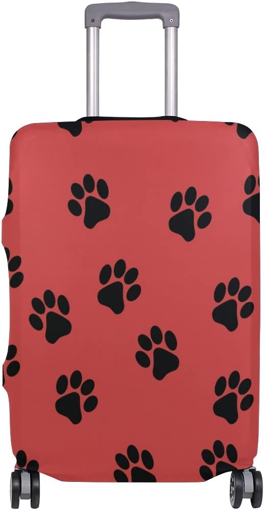Washable Foldable Luggage Cover Protector Fits 18-21Inch Suitcase Covers Beautiful lobster