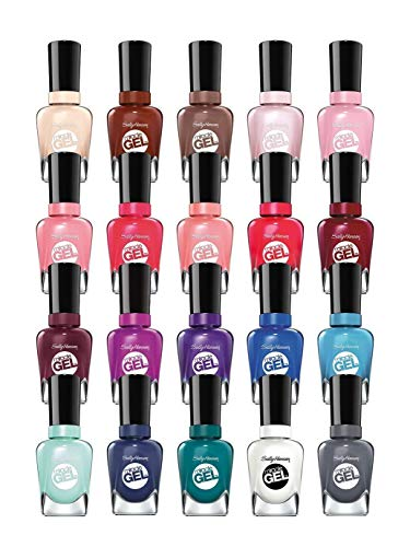 Sally Hansen Miracle Gel Set 6-Piece Random Collection for sale  Delivered anywhere in USA