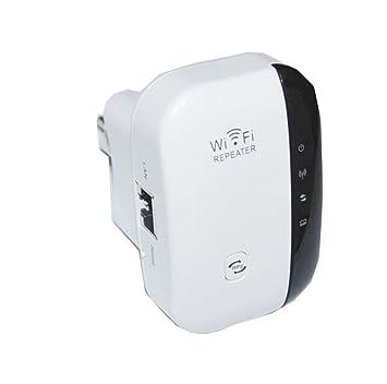 Extensor Inalámbrico Booster amplificador WiFi de largo alcance Router Mini de viaje inalámbrico adaptador soporta la