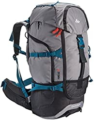 Quechua Hiking Camping Water Repellent Backpack Rucksack Forclaz 50L